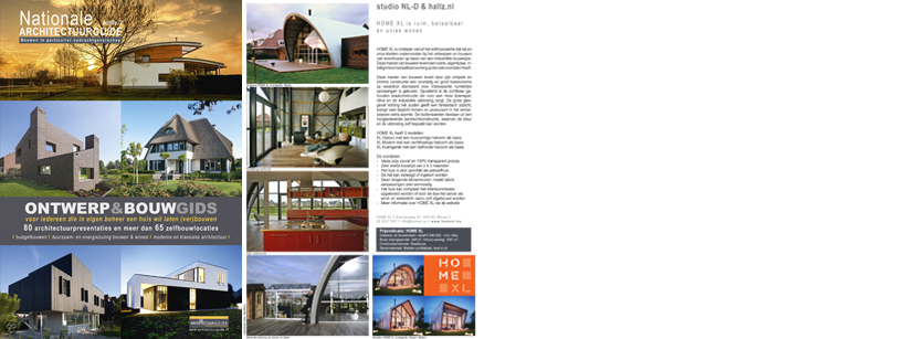 Nationale Architectuurguide - Home XL